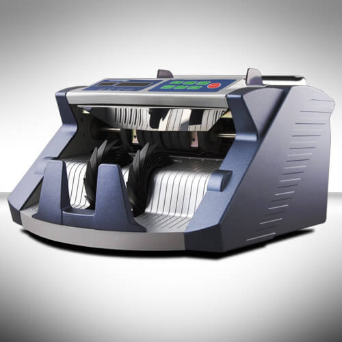 2-AccuBANKER AB 1100 PLUS UV/MG maşină de numărat bani