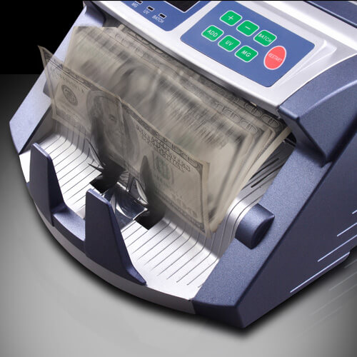 3-AccuBANKER AB 1100 PLUS UV/MG maşină de numărat bani