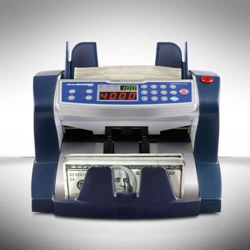 1-AccuBANKER AB 4000 UV/MG maşină de numărat bani