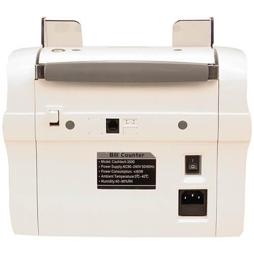 3-Cashtech 3500 UV/MG maşină de numărat bani