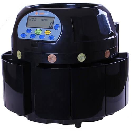 2-Cashtech 420 EURO maşină de numărat monede