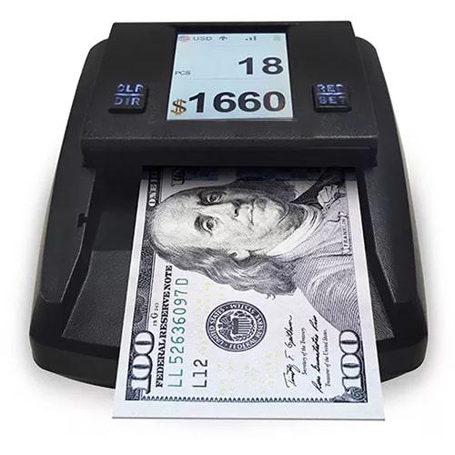 1-Cashtech 700A verificator de bancnote