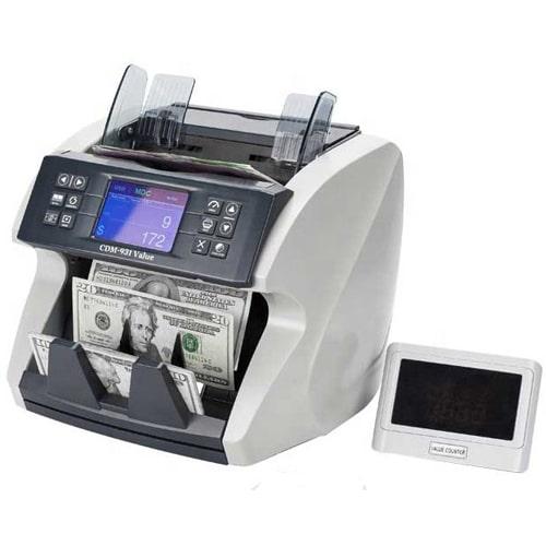 2-Cashtech 9000 maşină de numărat bani