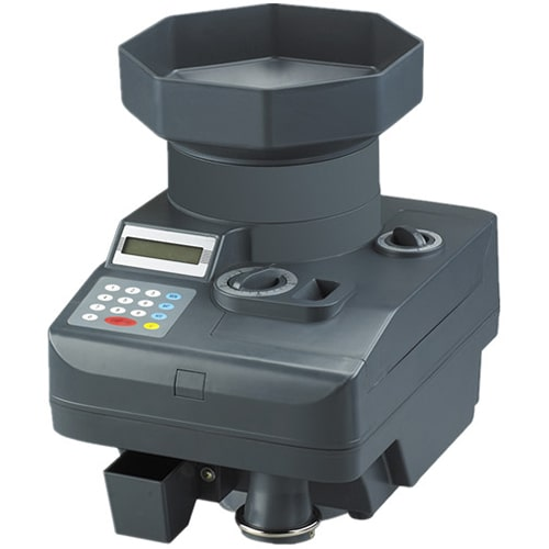 1-Cashtech C323 maşină de numărat monede