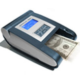 AccuBANKER D580 Verificatoare de bancnote