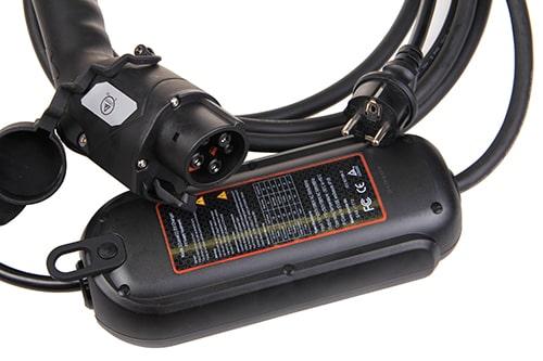 2-EV EVSE Type1 (max. 16A) Cabluri EV