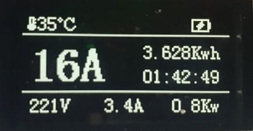 4-EV EVSE Type1 (max. 16A) Cabluri EV