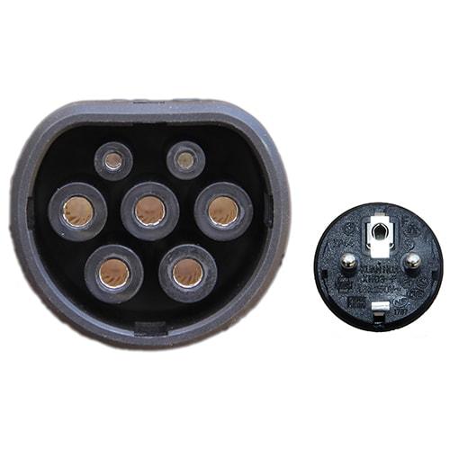 4-EV EVSE Type2 (max. 16A) Cabluri EV