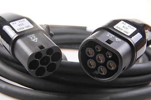 2-EV Type2 -> Type2 (32A) Cabluri EV